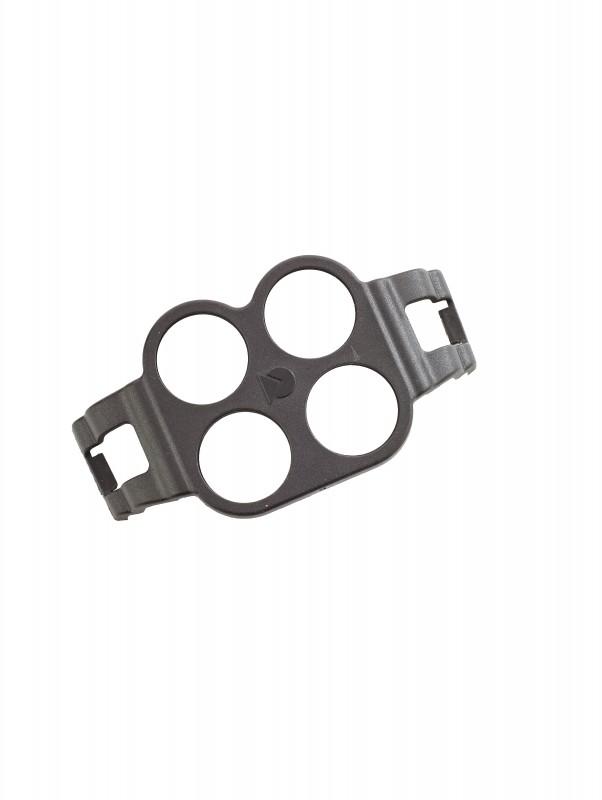 External filter plate