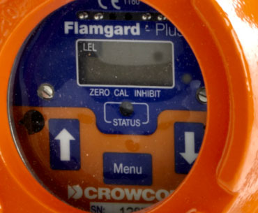 Flamgard Plus close up