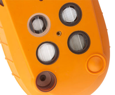 Gas-pro IR gas detector