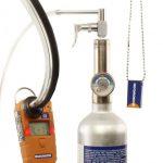 Gas test kit