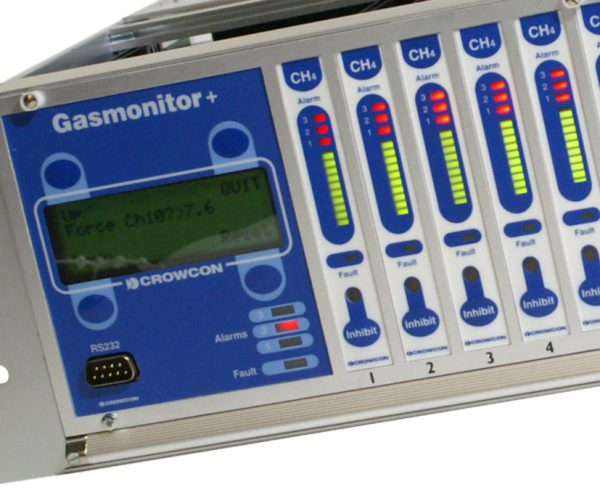 Gasmonitor Plus