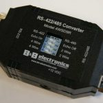 RS-485 to 232 converter kit