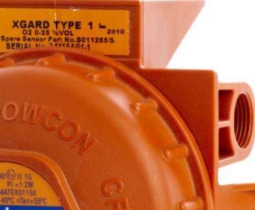 Xgard fixed detector close up