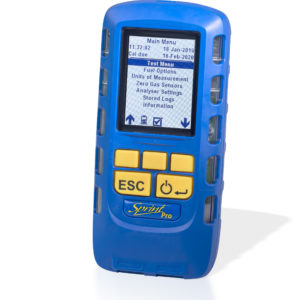 Crowcon Flue Gas Analysers