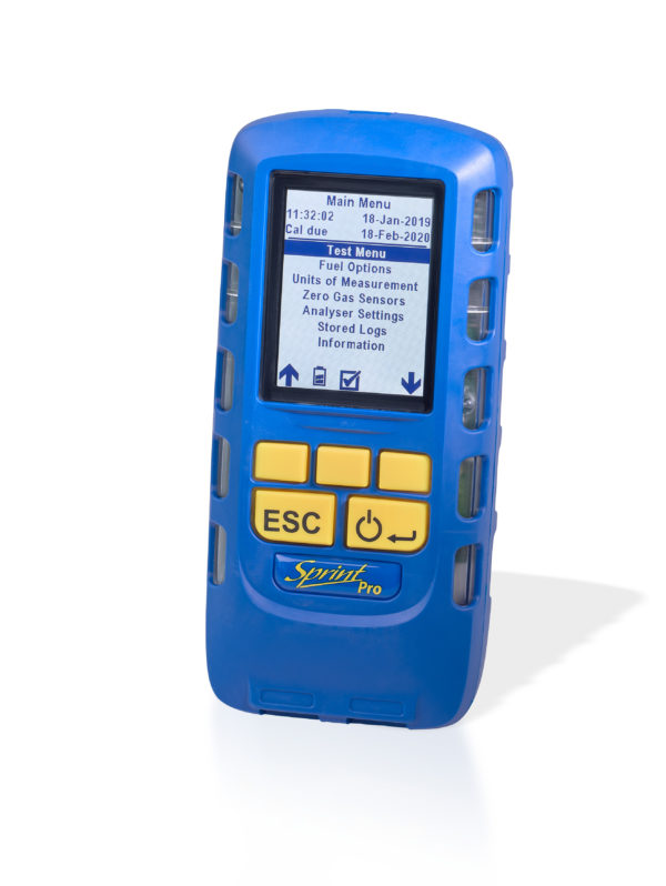 sprint pro gas detector