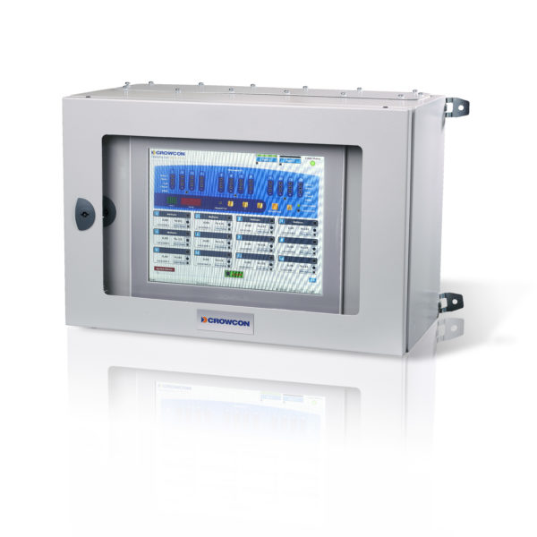 HMI gas detection